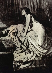 Philip Burne-Jones, The Vampire